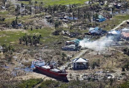 Haiyan Option #9