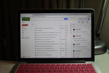 Activities on Google Doc