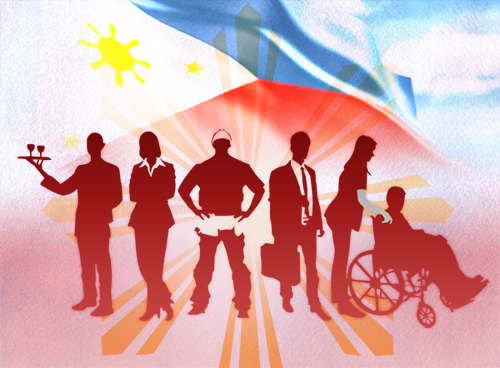 ofws in the philippines Filipinos working abroad, also known as overseas filipino workers (ofw), do not lose their basic rights as citizens of the philippines despite working and being physically present in another country.