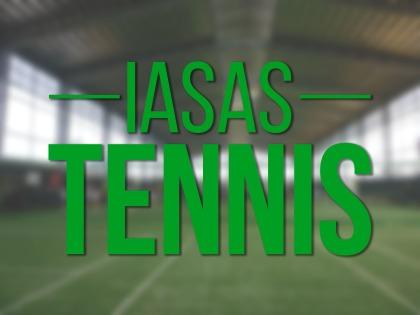 IASAS tennis