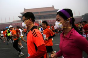 News_ Beijing Marathon (Compiled by Jinny Park)