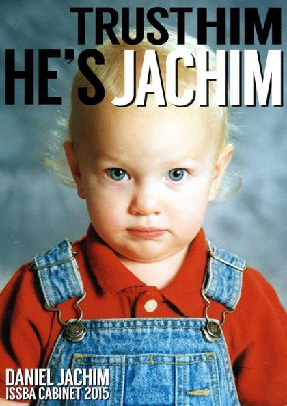 Dan Jachim ISSBA Poster