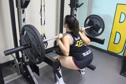 Athletics- Weight Training- Benefit or Not- - Week 9 (Ji Young Kim)