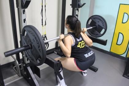 Athletics- Weight Training- Benefit or Not- - Week 9 (Ji Young Kim)