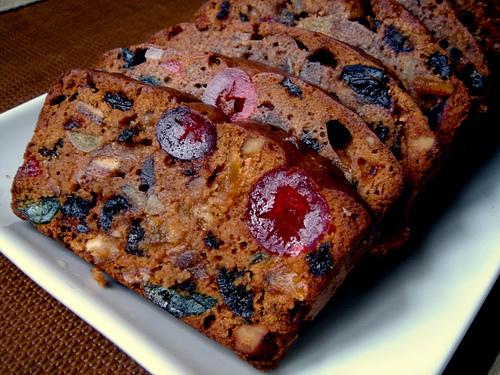 3. Fruitcake