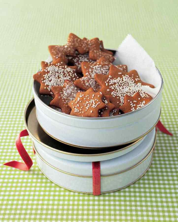 7. Gingerbread Cookies
