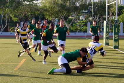 ISM Boys Rugby