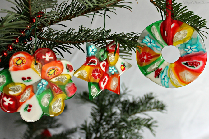 from polyester clay to styrofoam balls to even bottle caps unleash the creativity in you by making ornaments