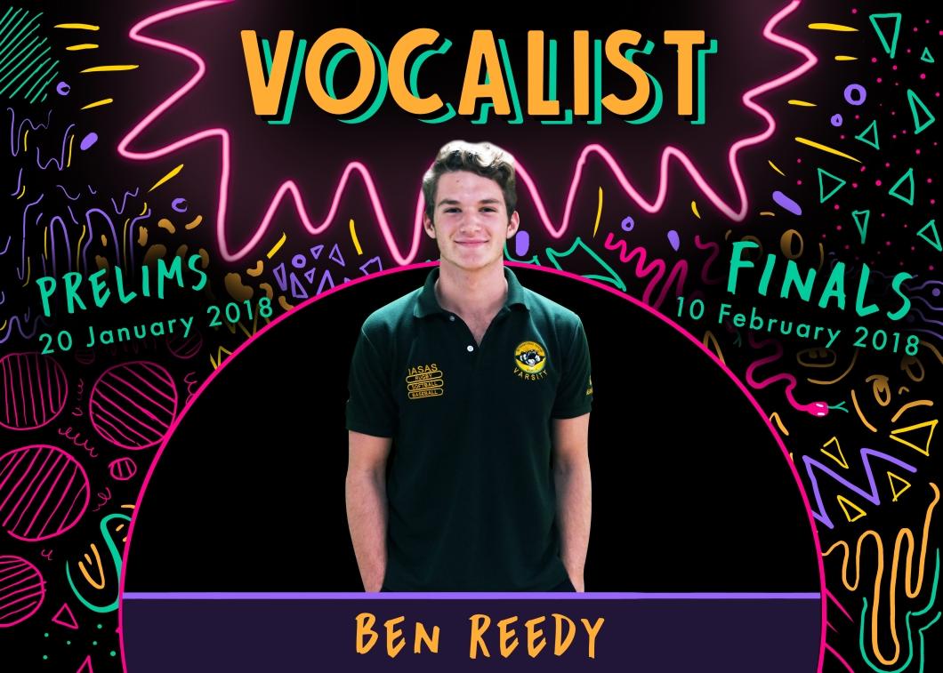 Ben Reedy