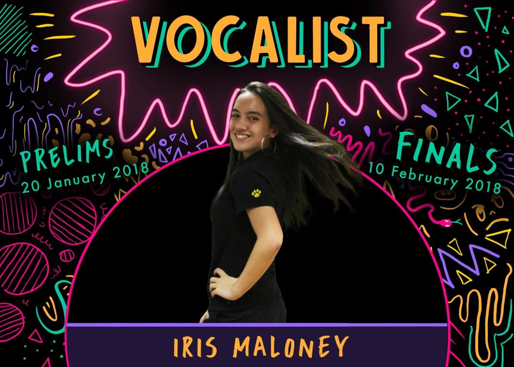 Iris Maloney