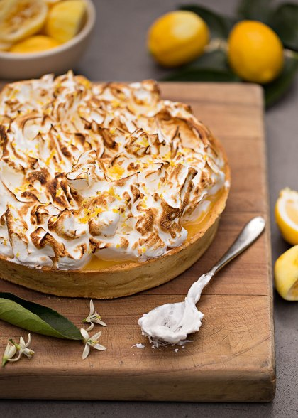 5. Lemon Meringue Pie