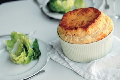 7. Cheese Soufflé