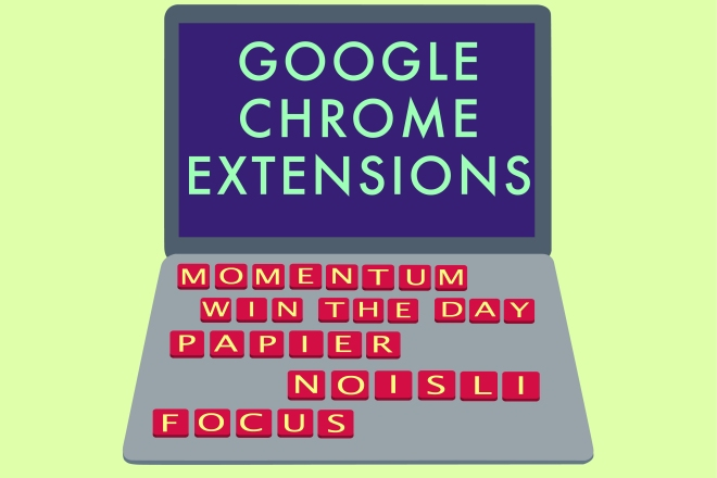 Top 5 Google Chrome Extensions To Boost Productivity | Home of the