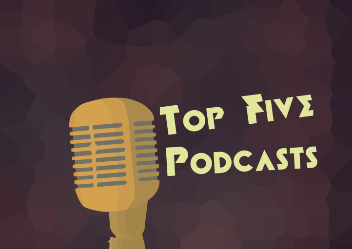 Top 5 podcasts (2)